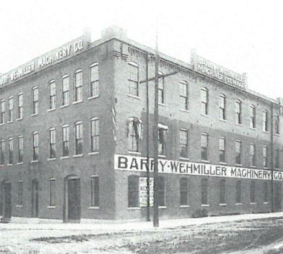 1888-1913_BW-Headquarters