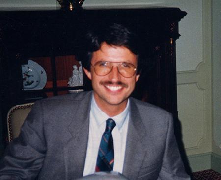 Bob Chapman in 1969