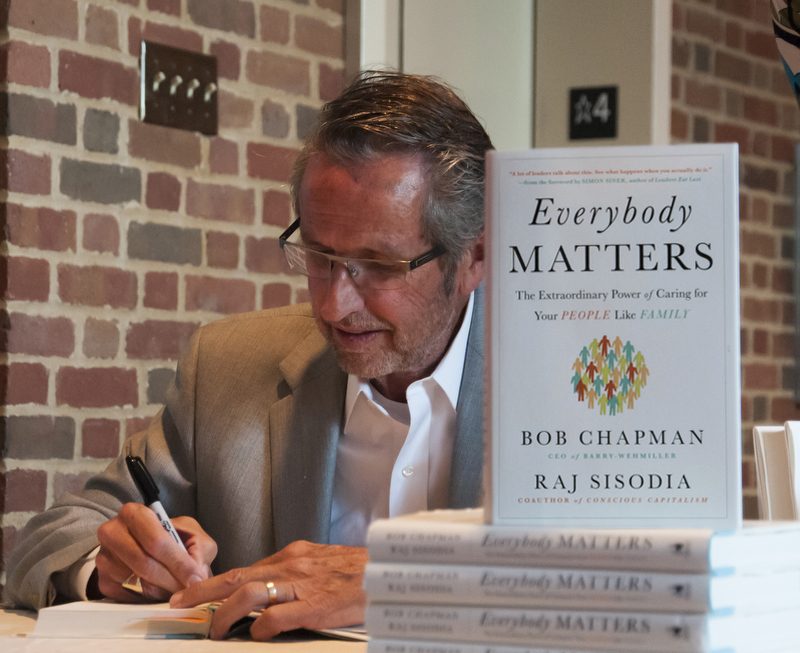 Everybody Matters Book Signing